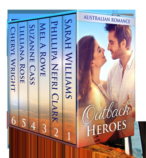 Outback Heroes: Australian Romance - cover