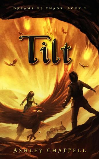 Tilt - Dreams of Chaos #2 - cover