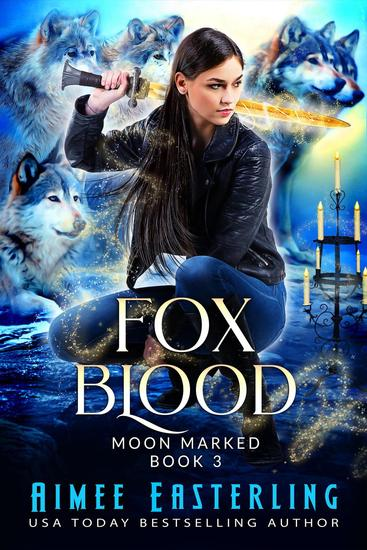 Fox Blood - Moon Marked #3 - cover