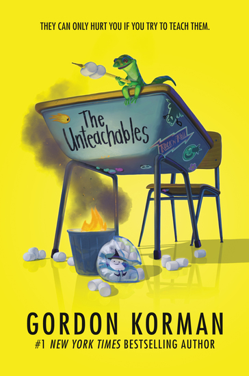 The Unteachables - cover