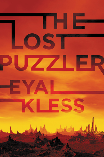 The Lost Puzzler - The Tarakan Chronicles - cover