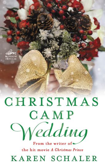 Christmas Camp Wedding - A Novella - cover