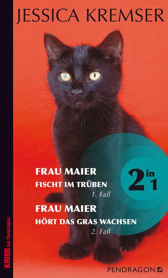 Frau Maier ermittelt (Vol1) - cover