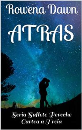 Atras (Jumatatea Perfecta #3) - cover
