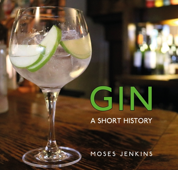 Gin - A Short History - cover