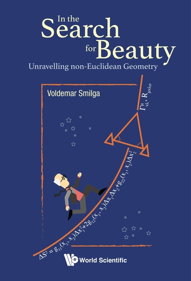 In the Search for Beauty - Unravelling Non-Euclidean Geometry - cover