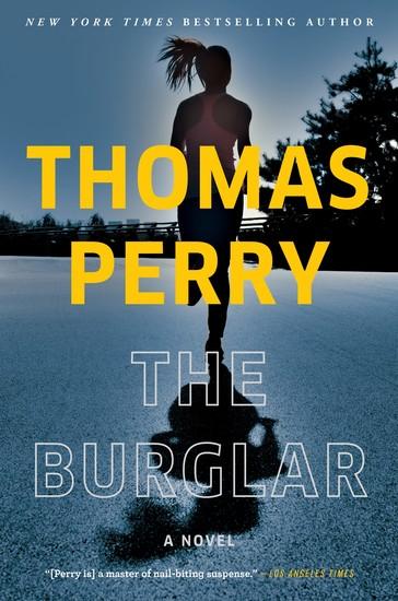 The Burglar - cover