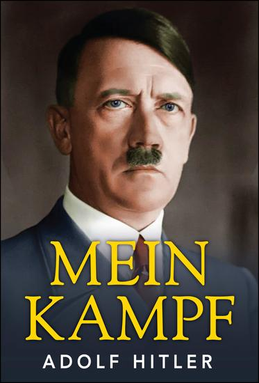 Mein Kampf - cover