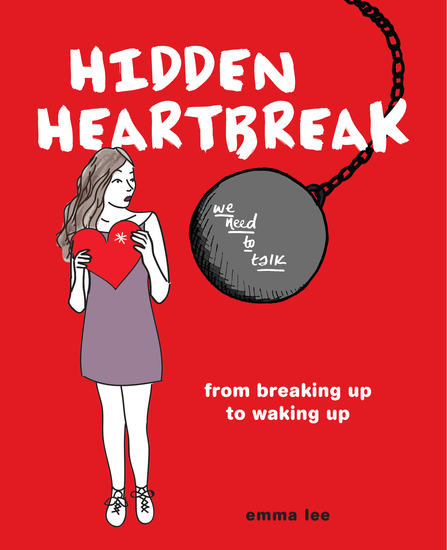 Hidden Heartbreak - cover