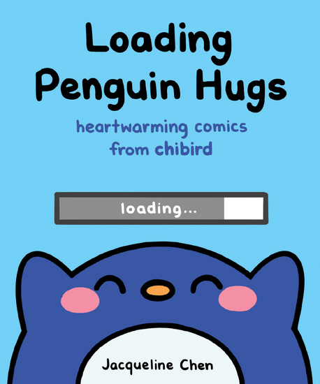Loading Penguin Hugs - Heartwarming Comics from Chibird - cover