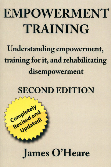 Empowerment Training 2nd Edition - cover