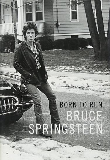 Born to Run - cover