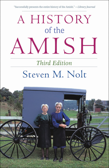 A History of the Amish - cover