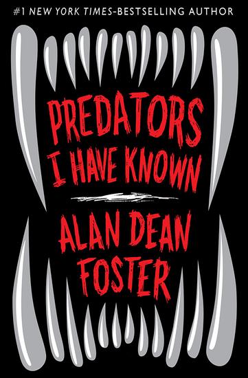 Predators I Have Known - cover