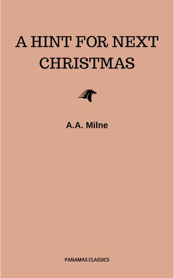 A Hint for Next Christmas - cover