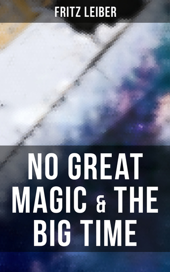 No Great Magic & The Big Time - cover