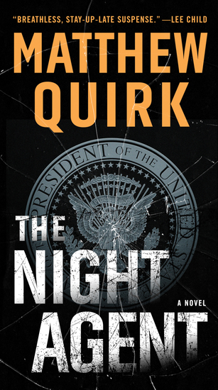The Night Agent - A Novel - cover