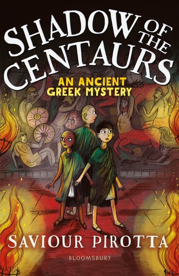 Shadow of the Centaurs - cover