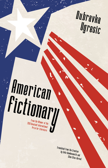American Fictionary - cover