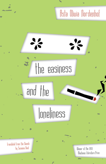the easiness and the loneliness - cover
