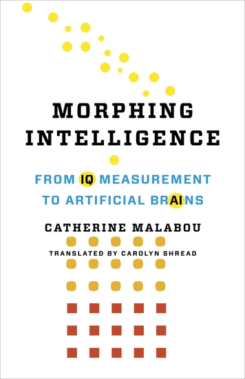 Morphing Intelligence - From IQ Measurement to Artificial Brains - cover