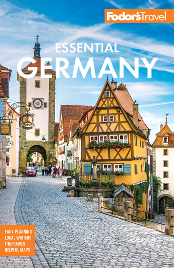 Fodor's Essential Germany - cover