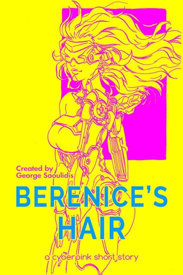 Berenice's Hair - Cyberpink - cover