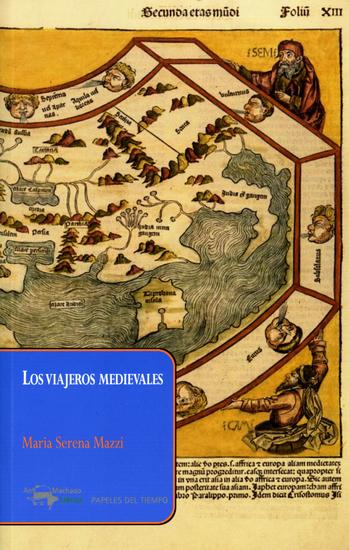 Los viajeros medievales - cover