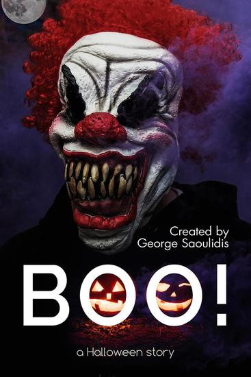 Boo! A Halloween Story - God Complex Universe - cover