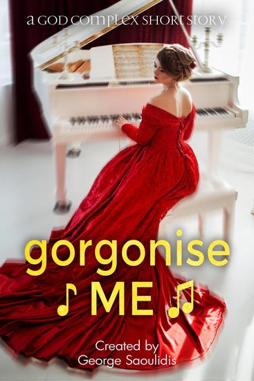 Gorgonise Me - cover
