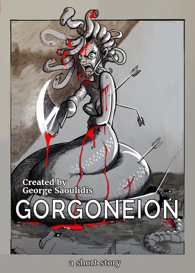Gorgoneion - cover