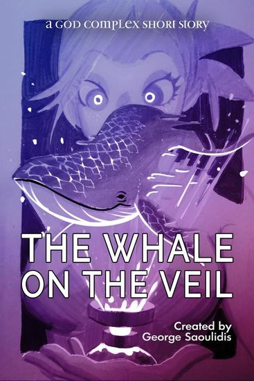 The Whale on the Veil - God Complex Universe - cover