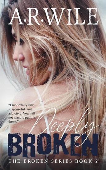 Deeply Broken: The Broken Series - Damaged #2 - cover