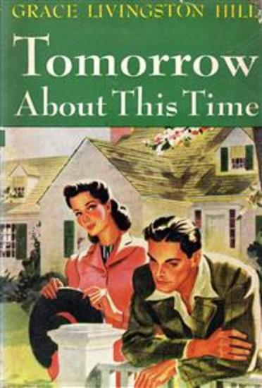 Tomorrow About This Time - cover