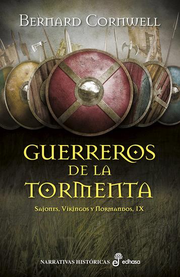 Guerreros de la tormenta (IX) - cover