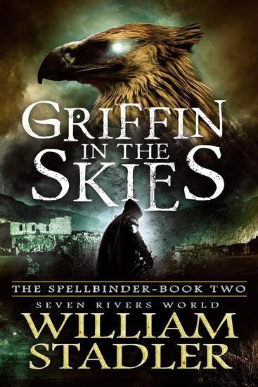 Griffin in the Skies - The Spellbinder #2 - cover