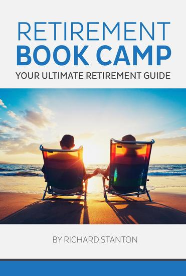 Retirement Book Camp - Your Ultimate Retirement Guide - cover