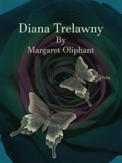 Diana Trelawny - cover