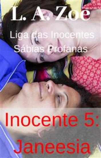 Inocente 5: Janeesia - cover