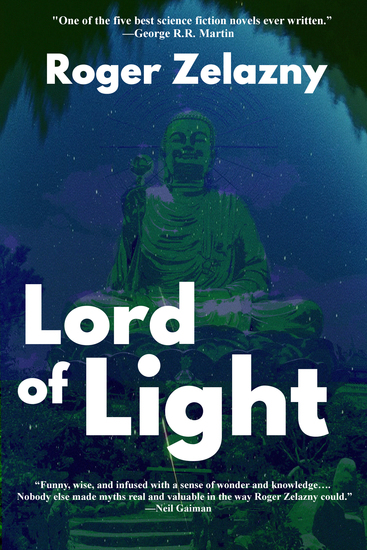 Lord of Light - cover