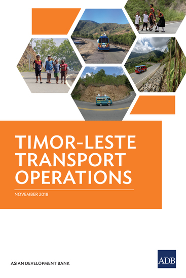 Timor-Leste Transport Operations - cover
