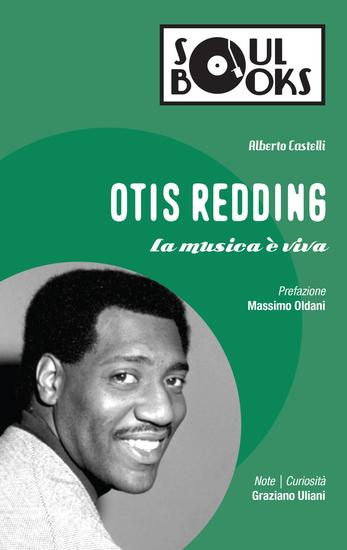 Otis Redding - La musica è viva - cover