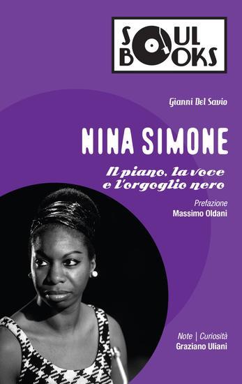Nina Simone - Il piano la voce e l'orgoglio nero - cover