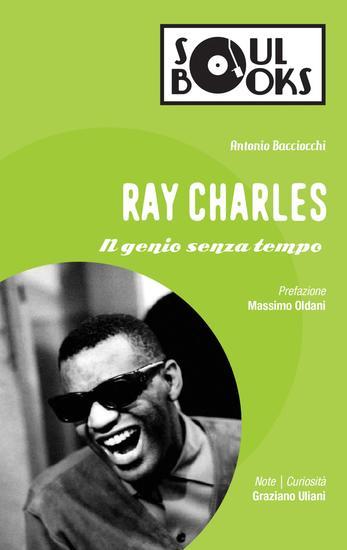 Ray Charles - Il genio senza tempo - cover