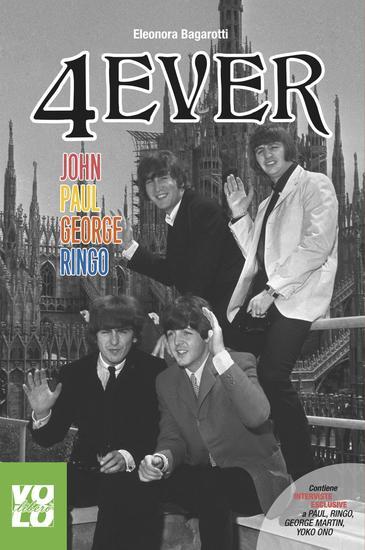 4EVER - John Paul George Ringo - cover