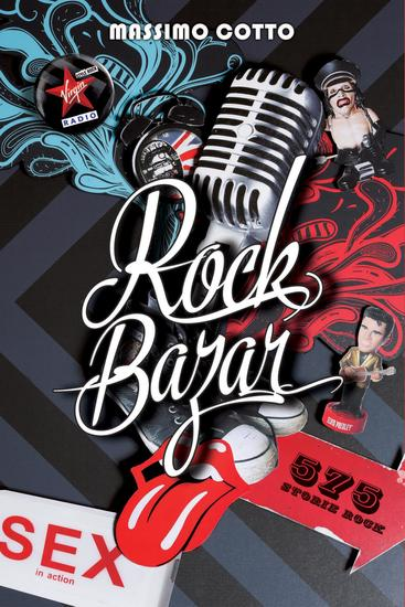 Rock Bazar - 575 storie rock - cover