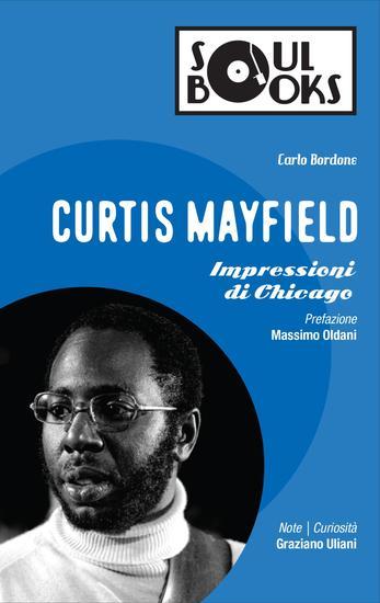 Curtis Mayfield - Impressioni di Chicago - cover
