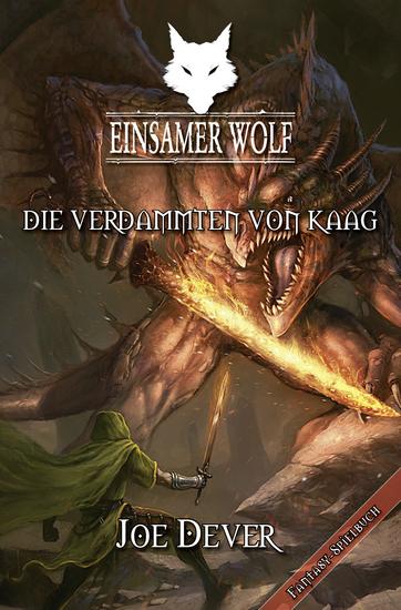Einsamer Wolf 14 - Die Verdammten von Kaag - cover