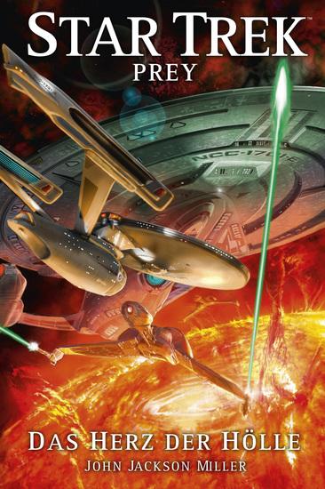 Star Trek - Prey 1: Das Herz der Hölle - cover