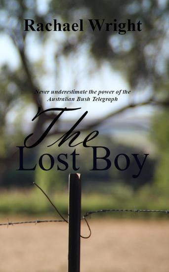 The Lost Boy - cover